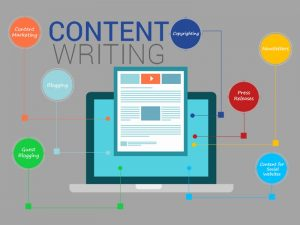 Site Text, Blogs & Content