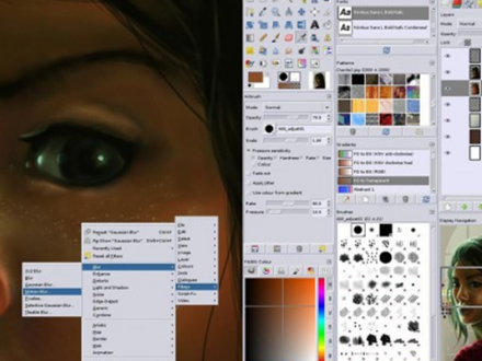 GIMP Free Alternative to Photoshop