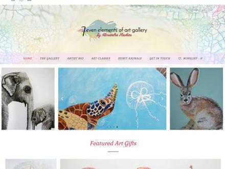 Art Gallery eCommerce